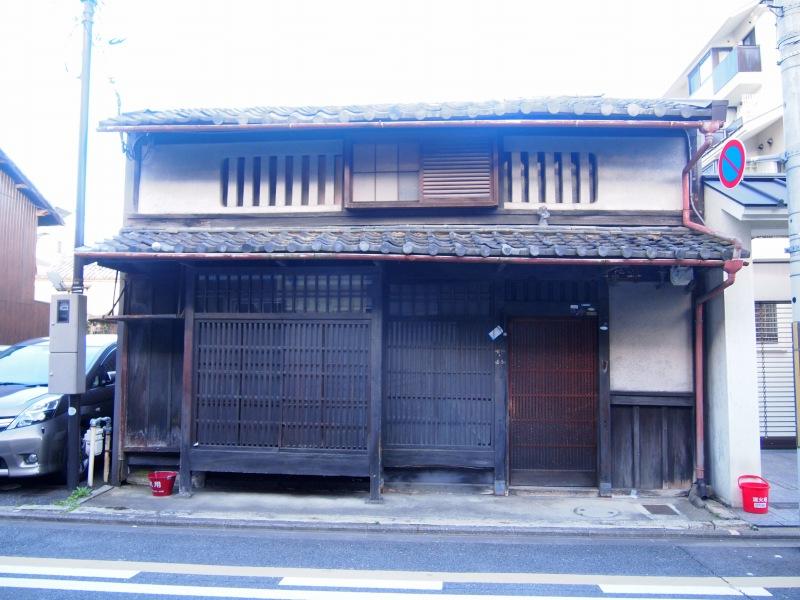 京町家の改修のお仕事が始まります!