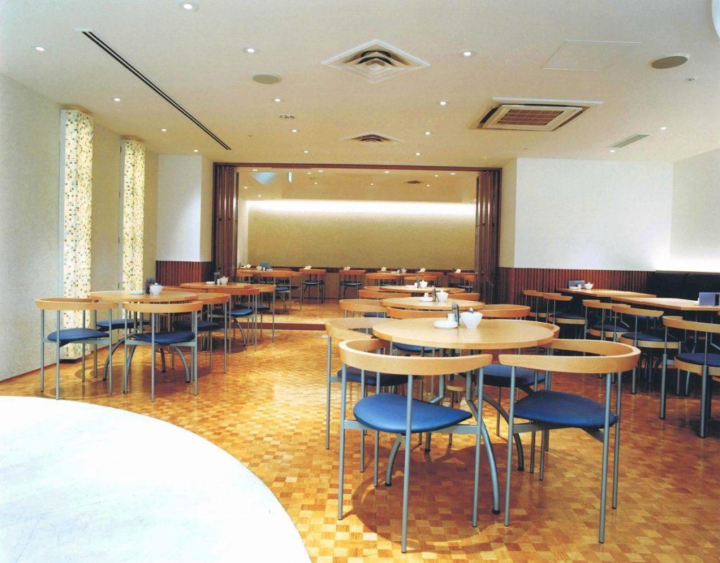 マノスカフェ(本町テナント内装)