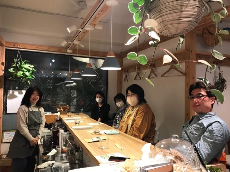 【イベント報告】11/24Ta-Te主催みんカフェ ホストに木の和設計代表