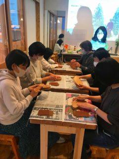 【イベント報告】12月5日勾玉ボードワークショップ(木の和設計、work&cafe Ta-Te共催)