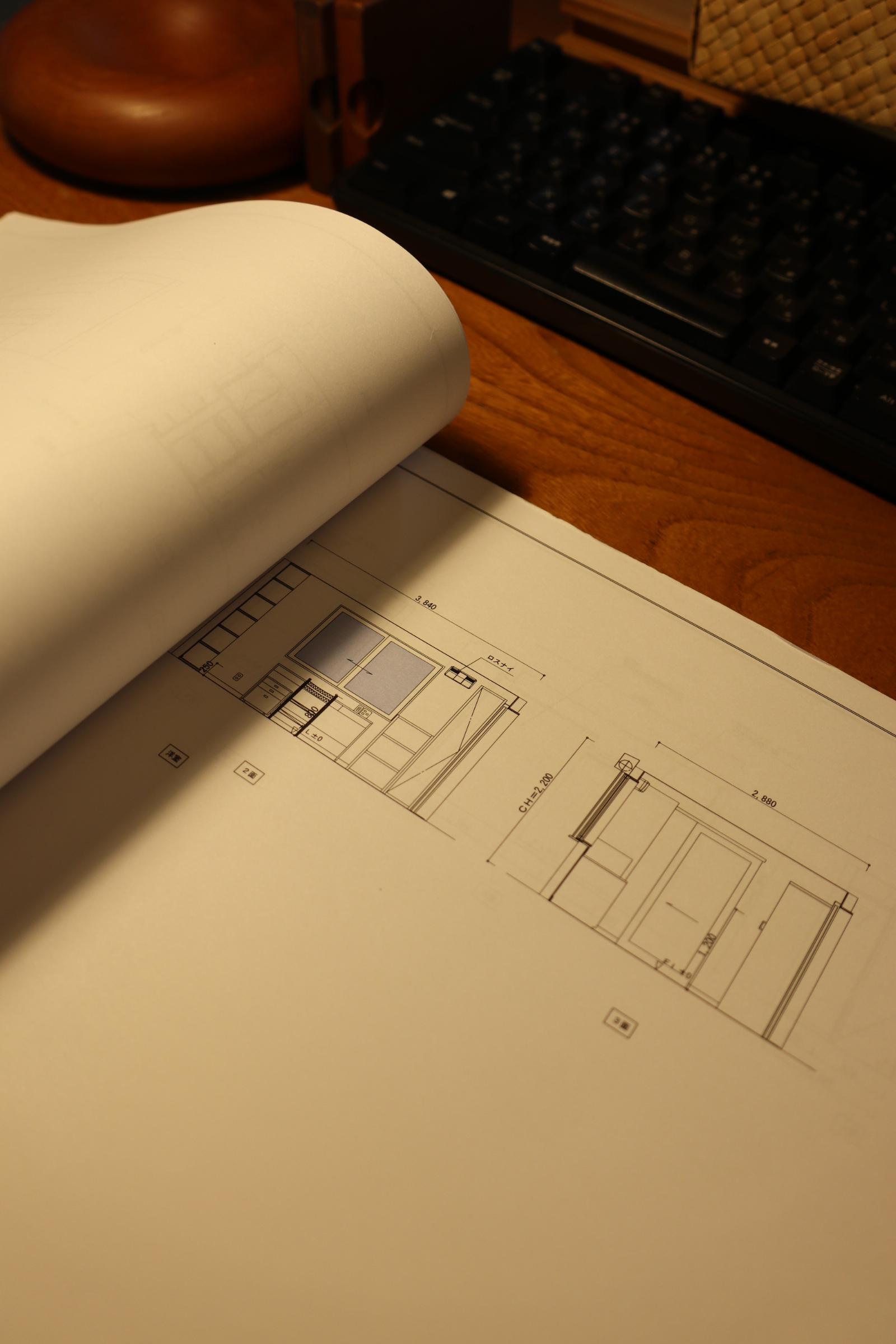 新築計画進んでいます!